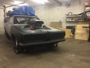 1967 / 69 Plymouth Barracuda Fastback / Pro or Race