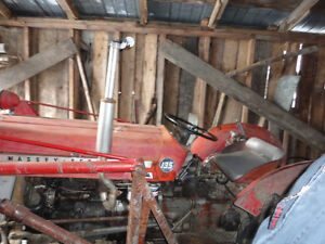 MASSEY 135D will trade for the right SLEDS