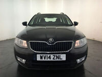2014 SKODA OCTAVIA SE TDI DIESEL ESTATE 1 OWNER SERVICE HISTORY FINANCE PX