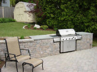 When you want the best design for your outdoor kitchen or BBQ