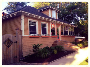 Cottage in the City - AVAILABLE JULY 1st