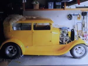 """28 ford street rod """" Wicked"""""""