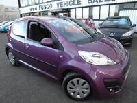 2013 Peugeot 107 1.0 Active - Purple + AUTOMATIC + Platinum Warranty!