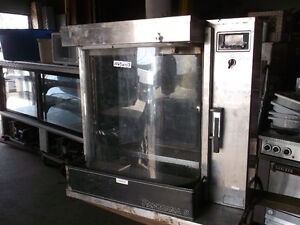 Rotisserie / Glass Display Oven,  #459-14