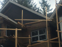 STUCCO NEW HOMES PATCH AND REPAIR. Vancouver Lower Mainland.