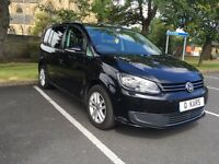 2012 (61) VW Touran 1.6 TDI SE / 49k FSH / Bluetooth / 12 months MOT / 3 month warranty / immaculate