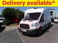 2014 Ford Transit T350 MWB 2.2 DAMAGED REPAIRABLE SALVAGE