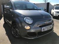 Fiat 500 S 3dr PETROL MANUAL 2015/15