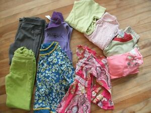 size 6 girls fall clothes