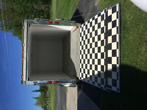 Hallmark Low Hauler Cargo Trailer