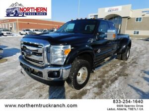 2012 Ford Super Duty F-350 DRW 4WD SuperCab Powerstroke Diesel 8