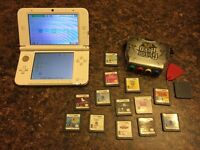 Nintendo 3ds xl with 14 games - 180 for all