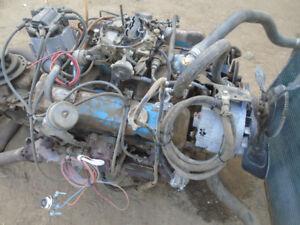 1982 chevy 350 motor