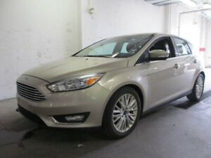 2018 Ford Focus Titanium - Leather, Sunroof, Alloys and more!