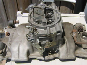 CARBURETOR & INTAKE