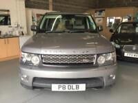 2011 Land Rover Range Rover Sport 3.0 SD V6 4X4 Luxury HSE
