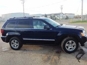 2006 Jeep Grand Cherokee Limited Low KM 12000$ OBO