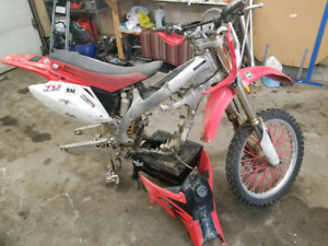 Parting out 2006 CRF450X