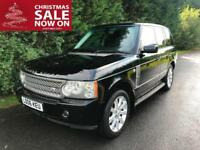 2006 LAND ROVER RANGE ROVER 4.2 V8 SUPERCHARGED VOGUE SE AUTOMATIC 4X4