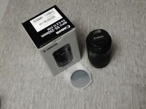 Camera EFS Zoom Lens for Canon Cameras  - 55 - 250 MM