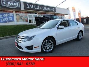 2010 Ford Fusion SEL   SYNC! BLUETOOTH! LEATHER WHEEL!