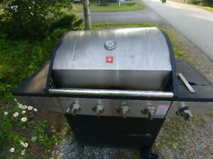 Free grill not great condition but good for parts