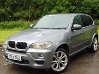 2007 57 BMW X5 3.0 SI M SPORT 5D AUTO 269 BHP
