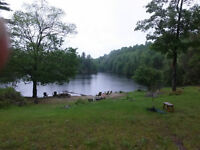 $795./Weekly Vacation Home on Private  Lake 25 Mins. From Ottawa