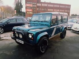 Land Rover Defender 110 2.5TDI HARD TOP
