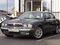 2003 Jaguar XJ Series 4.2 XJ8 SE 4dr 4 door Saloon