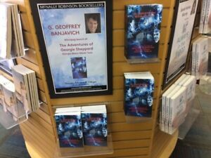 TODAY - Official Book Launch & Signing