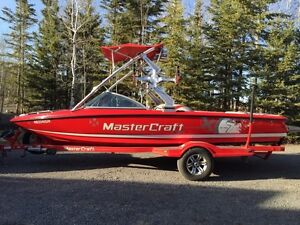 X-7 Prostar 197  New condition 70 hrs.