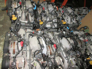 Low KM Subaru Engines From Japan JDM Engine Impreza Forester