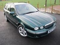 2007 JAGUAR X-TYPE SE ESTATE ESTATE DIESEL