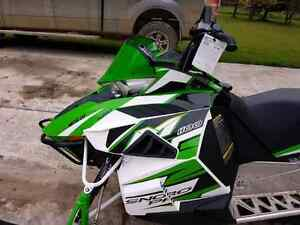 REDUCED  !!!! 2013 arctic cat 1100T ( new ) Edmonton Edmonton Area image 2
