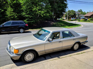 Classic 1990 Mercedes 300SE for sale
