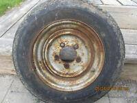 Trailer Tire 530 12