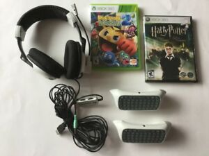 X360: Harry Potter - Pacman - Casque micro Ear Force X11