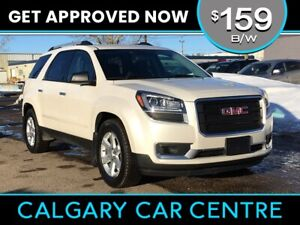 2015 GMC Acadia $159B/W TEXT US FOR EASY FINANCING! 587-582-2859