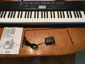 Casio CTK1100BB Portable Keyboard