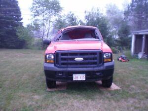 2007 F250 Diesel Truck