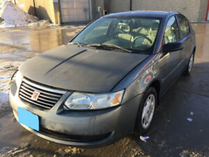 2005 Saturn ION 2 Sedan brand new safety/ Low km/ 4 door