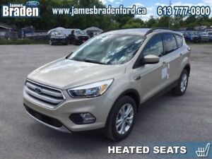 2018 Ford Escape SE 4WD  - Heated Seats - Towing Package