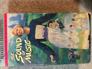 THE SOUND OF MUSIC (VHS)