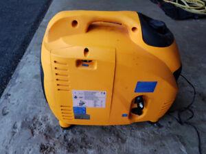 2500 W inverter generator