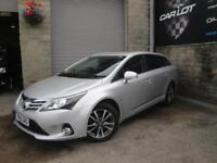 2015 Toyota Avensis 2.0 D-4D Icon Business Edition 5dr