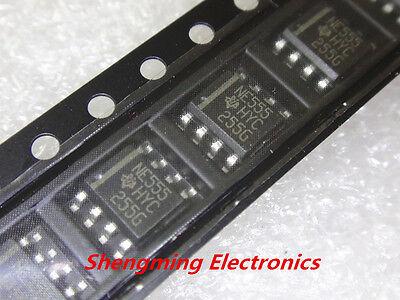 50pcs Ne555dr Ne555 Sop-8 Ic Good Quality
