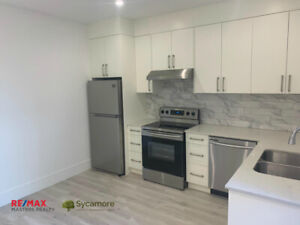 Brand New 2 Bed / 2 Bath Lower Level Suite