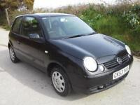 2003 Volkswagen Lupo 1.4 E DAMAGED SPARES OR REPAIR SALVAGE