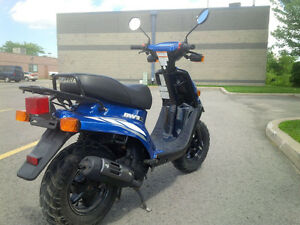 2001 yamaha scooter